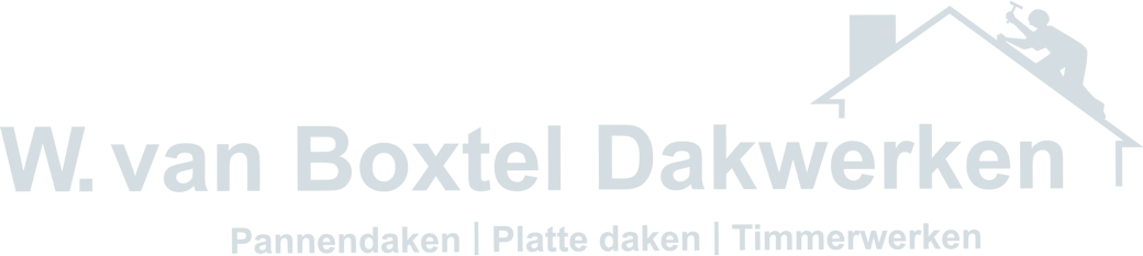 W. van Boxtel Dakwerken logo